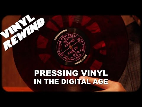 Pressing vinyl in the digital age: an overview