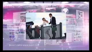 Свадьба Александра Кержакова и Миланы Тюльпановы