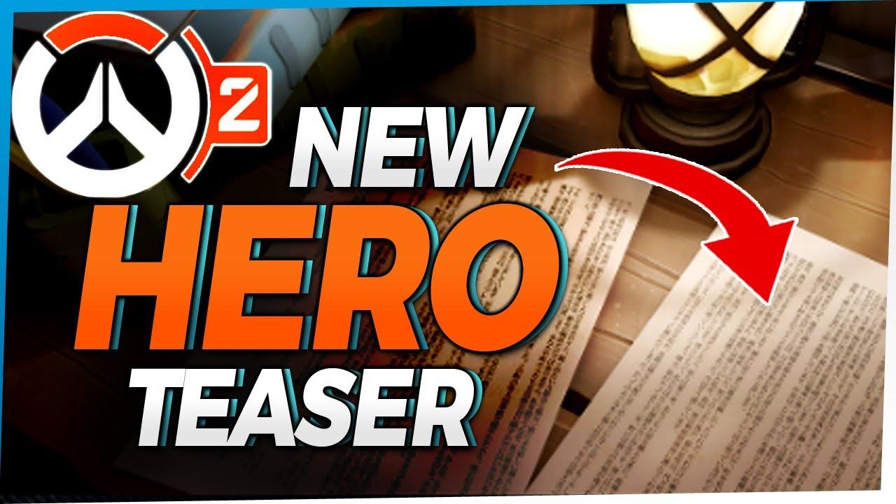 Overwatch New Hero Teaser - Plus New Mini Event and Hanzo Skin