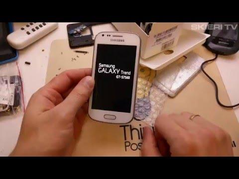 Samsung Galaxy Trend S7560 - HARD RESET