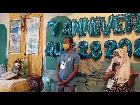 Amang YHWH, 7th Anni, Mesg, Panginoong ng Kapayapaan, Charisma, Aug. 28, 20, Tahanng Tipnn, Nova, QC from YouTube · Duration:  6 minutes 11 seconds