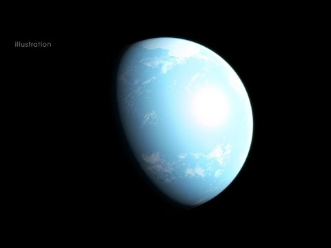 NASA Discovers Possible Super-Earth