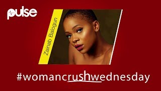 Zainab Balogun Is Talented, Eloquent and Gorgeous | WomanCrushWednesday | Pulse TV