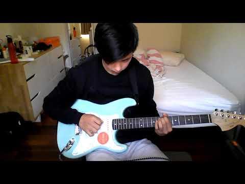 grouper - headache (intro guitar cover)