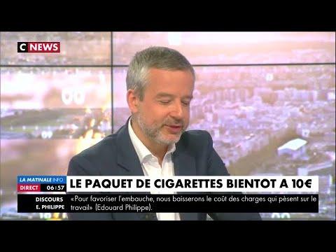 """""""En France, il n'y aurait pas de tabac, nous serions tous plus riches"""", Dr Dautzenberg, pneumologue"""