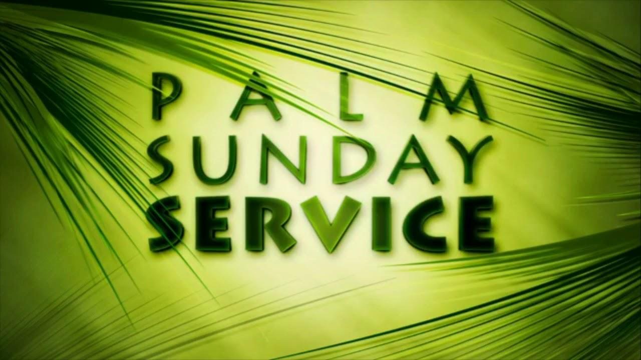 Methodist Church Yukon Ok Christmas Service 2020 First United Methodist Church of Yukon OK Palm Sunday 2020   YouTube