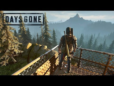 Days Gone - Gameplay No Commentary (Lancement FR)