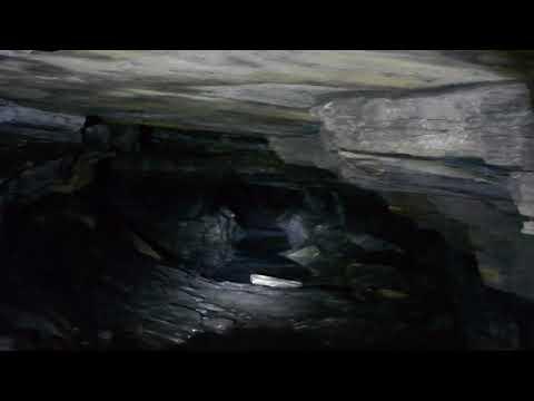Abandoned Coal Mine -Hawks Nest Rail Trail