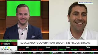 Outlook For Bitcoin After El Salvador Makes The Cryptocurrency Legal Tender