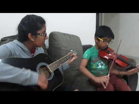 Summer Kisses Winter Tears (Violin & Guitar) by Dinesh & Akshaya