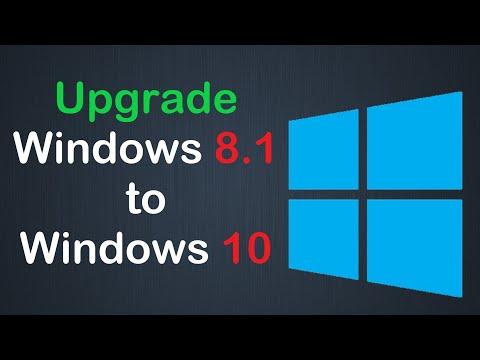 Как обновить Windows 8.1 до Windows 10 с активацией и легально