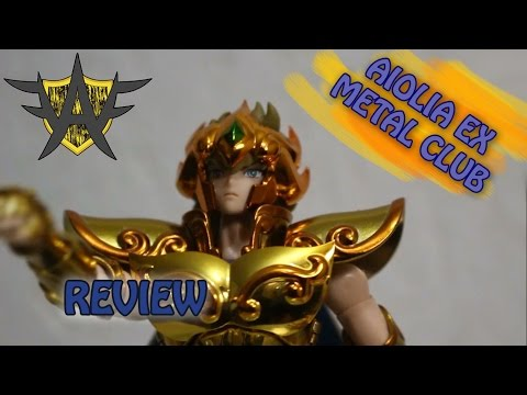 AIOLIA EX METAL CLUB - UNBOXING E REVIEW