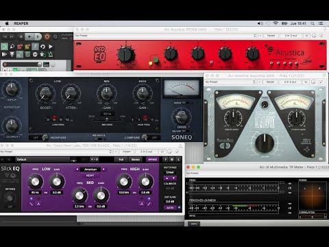 Plugins Gratuitos (Fx e Instrumentos) Free Vst Vsti - Pc & Mac