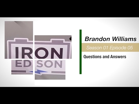 S01E05 - Brandon Williams - Questions and Answers
