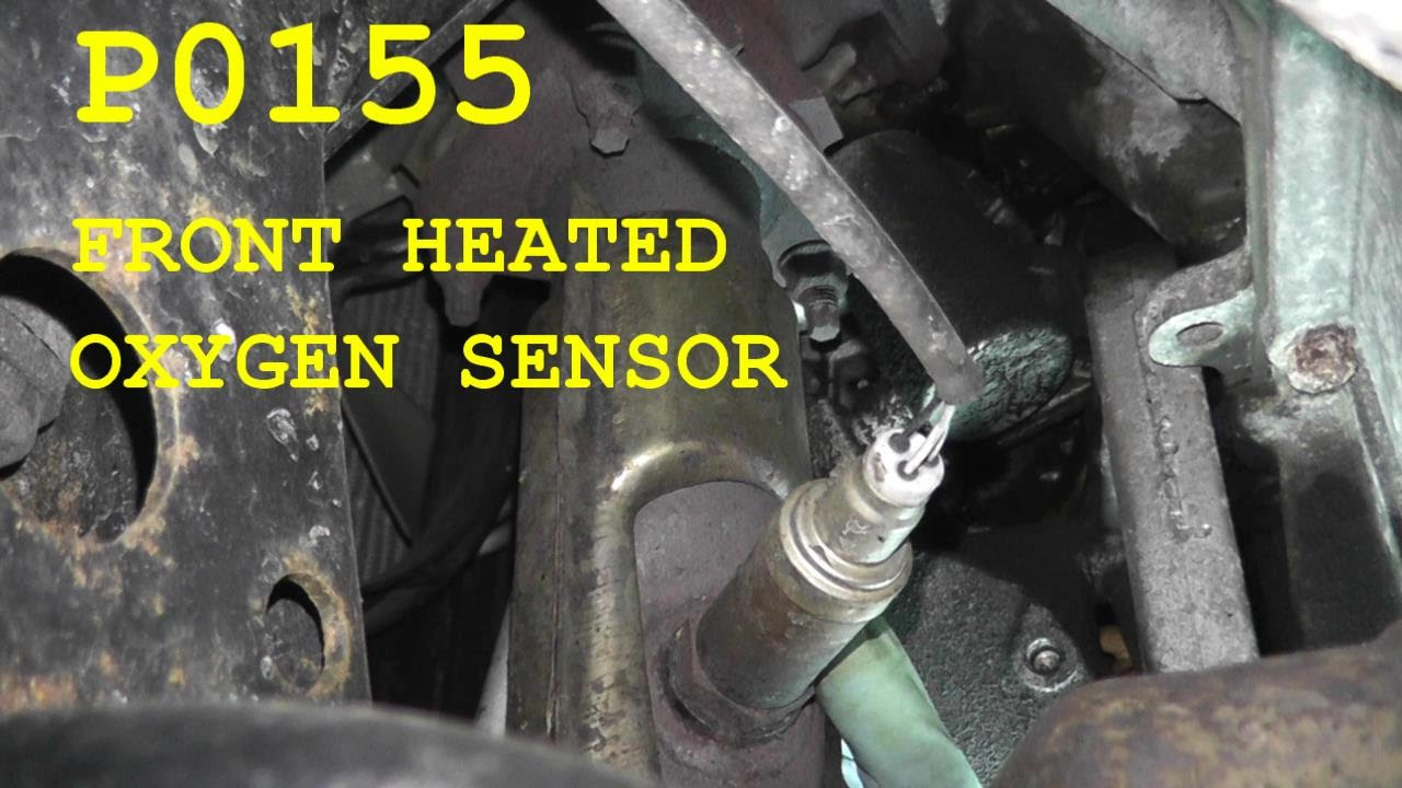hight resolution of oxygen sensor p0155 fix hd