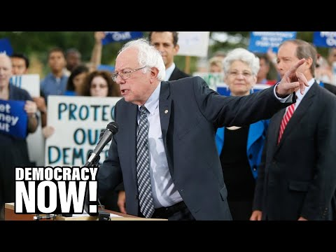 Sen. Bernie Sanders: The United States is on the Verge of Becoming an Oligarchy