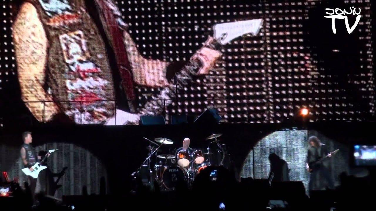Metallica - Intro + Hit the Lights - Full Concert (1 of 20 ...