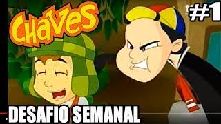 El Chavo - Wii - DESAFIO SEMANAL DE NOVEMBRO - parte 1