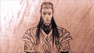 history of the moon elves quenta i isiloquendi chapter one