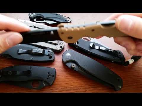 Knife-Talk. Messer, die für immer bei mir bleiben