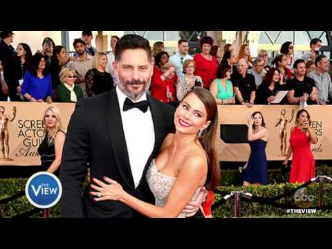 Joe Manganiello On Romantic Things He Does For Wife Sofia Vergara  The View