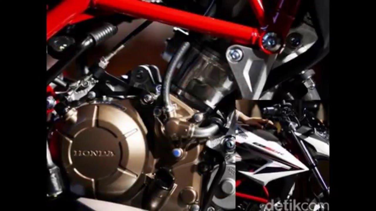 Gambar Motor Honda Cb150r Streetfire Special Edition All New Cb 150r Raptor Black Jakarta 2017 You Hitam
