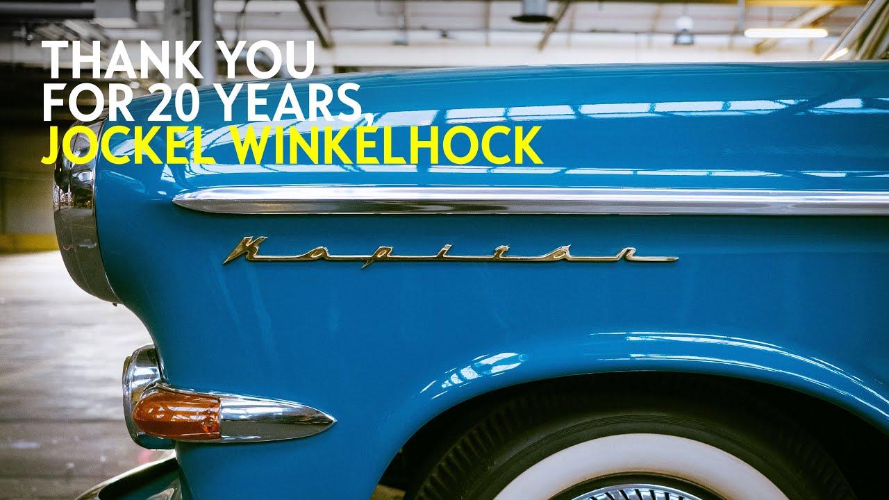 Fast Times: Joachim Winkelhock 20 Years at Opel