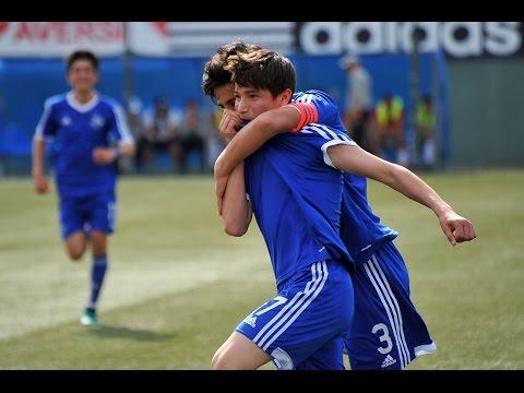 Dinamo Tbilisi 6:1 Gabala SC