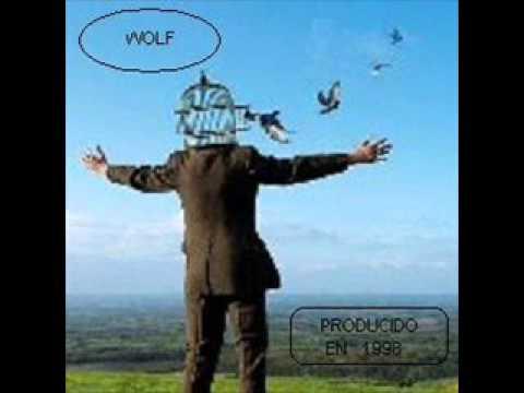 IVAN ROCK (WOLF - 1997,1er.LP SOLISTA,ROCK PSICODELICO PROGRESIVO) LP COMPLETO