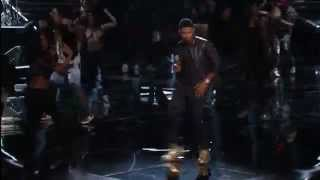Usher 'Good Kisser' The Voice
