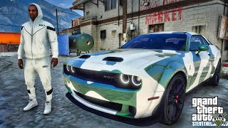 GTA 5 Mod  Back to Business in GTA 5  CJ  GTA 5 Mods IRL  4K