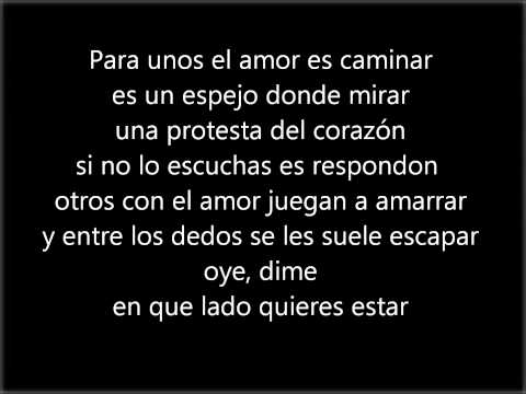 Macaco - Love is the only way lyrics