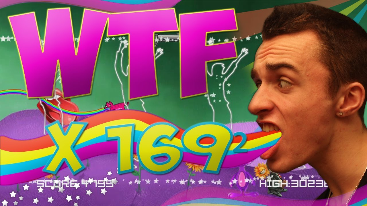 On a touché le fond… WTF x 169² ! – Techno Kitten Adventure