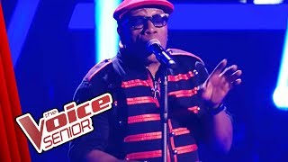 James Ingram - Just Once (Micheal Poteat) | The Voice Senior | Blind Audition
