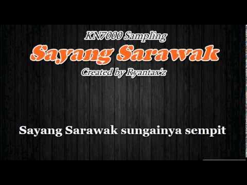 Karaoke Sayang Sarawak KN7000 Sampler
