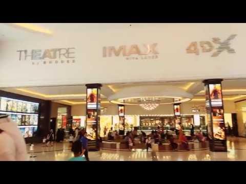 VOX Cinemas | Mall of Emirates | Vlog | Dubai 2016