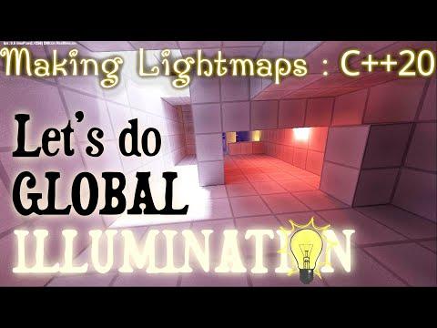 Illumination Tutorial for Software 3D Rendering (2/2+) [c++20]