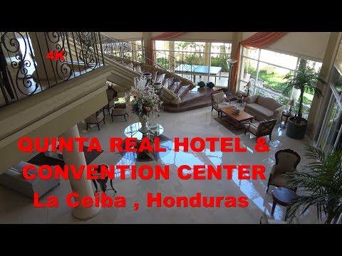 Hotel Quinta Real - La Ceiba , Honduras 4K