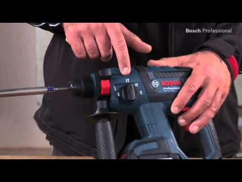 Bosch Accuboorhamer GBH 18 V-EC Professional