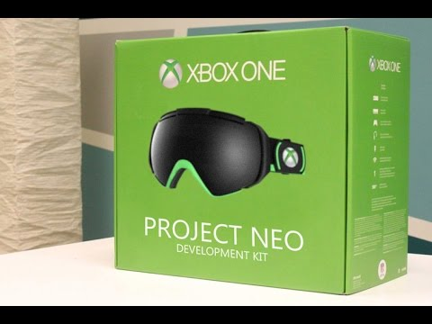 Xbox One Virtual Reality Headset Confirmed Youtube