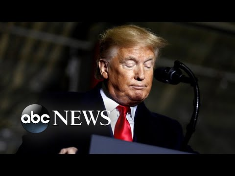 Trump and Speaker Pelosi trade barbs on Twitter over impeachment | ABC News