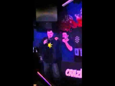 Bud the spud drunken karaoke