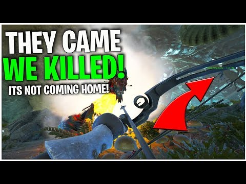 PROFIT FROM A RAIDED BASE + PVP! - Official Small Tribe PvP | Ark Survival Evolved Ep38