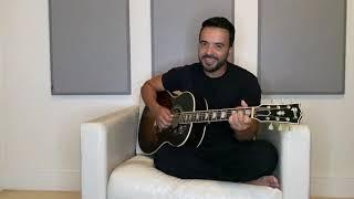Luis Fonsi - Sería Fácil (Acústico) #QuedateEnCasa