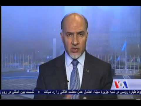 UN Ambassador Mahmoud Saikal  discusses UN resolution on Afghanistan  VOA Ashna