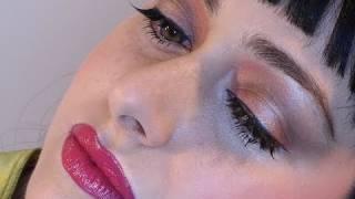 NICKI MINAJ - POUND THE ALARM OFFICIAL MUSIC VIDEO INSPIRED MAKEUP TUTORIAL
