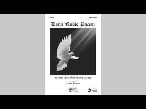 Dona Nobis Pacem - MusicK8.com Choral Octavo