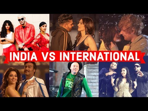 India Vs International  Songs With The Same Name  Which Song Do You Like The Most?