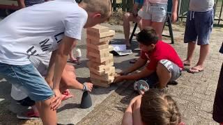 Topkamp 2019 - Donderdag