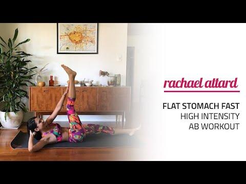 FLAT STOMACH FAST || RACHAEL ATTARD